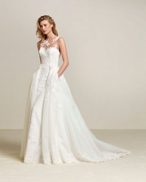 Brautkleid Pronovias DRUM B