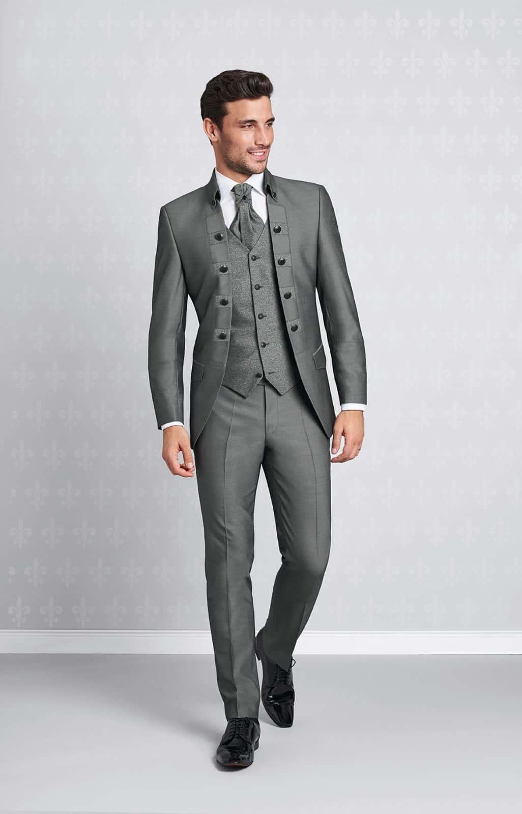 Wilvorst Hochzeitsanzüge Bräutigam Mode Herren Anzug I