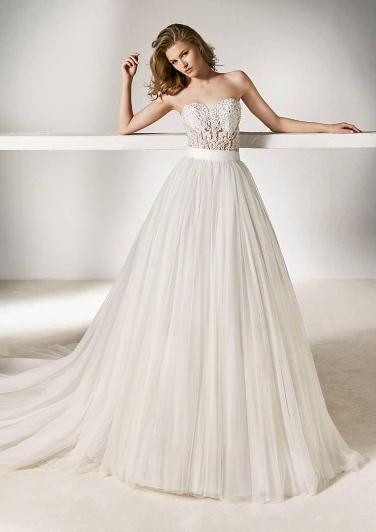 new style a42e7 72e67 Empire Brautkleider - Hochzeitskleider in Empire-Stil I ...