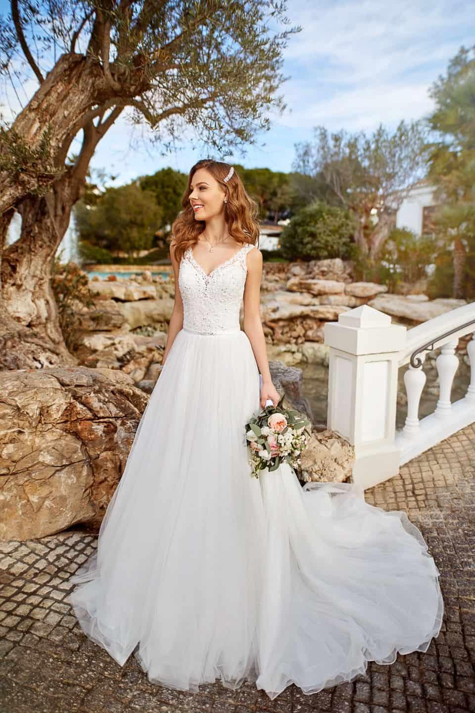 Brautmoden Landau - Brautkleider - Hochzeitsanzuege